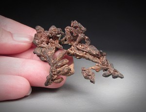 Crystallized Copper Mohawk Mine Keweenaw County Michigan Mineral Specimen For Sale